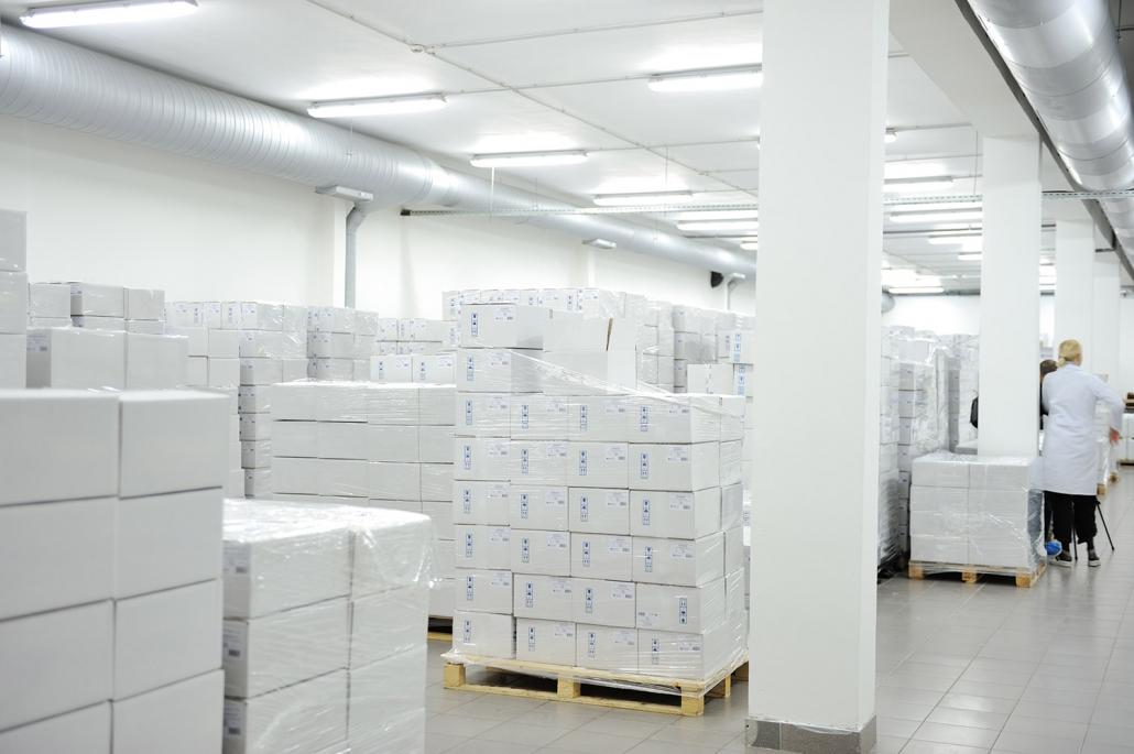 Medical warehouse